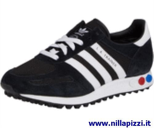 adidas trainer uomo gialle