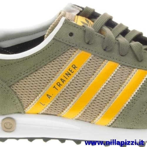 trainer adidas gialle