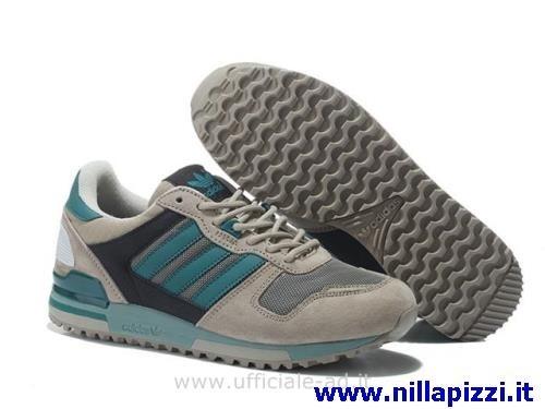 adidas grigie e blu