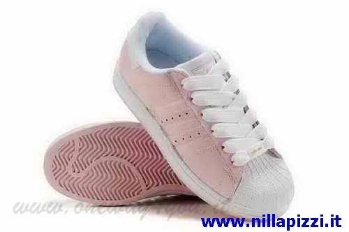 adidas rosa e bianche