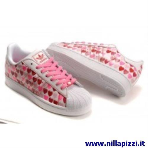 Adidas rosa e bianche - Zero piscina busto ...