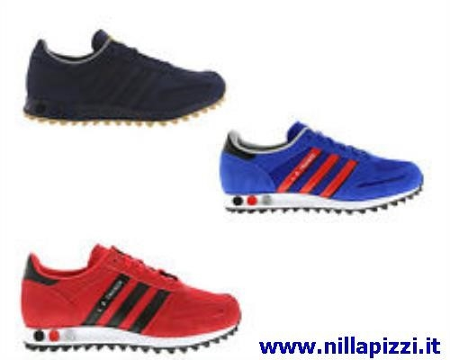 more photos 7e61d f5ec8 Adidas Trainer Rosse Blu