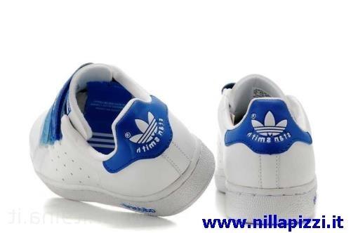 adidas blu e bianche
