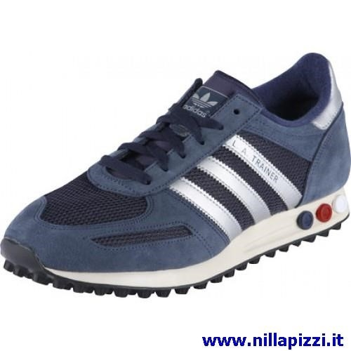 Adidas Trainer Blu Navy nillapizzi.it