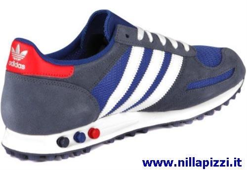 Adidas Trainer Blu Navy nillapizzi.it