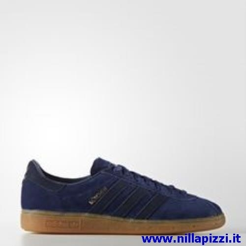 Scarpe Adidas Blu Uomo nillapizzi.it