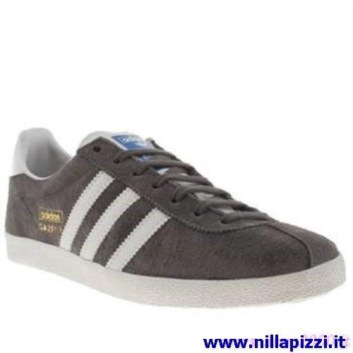 adidas trainer grigio scuro
