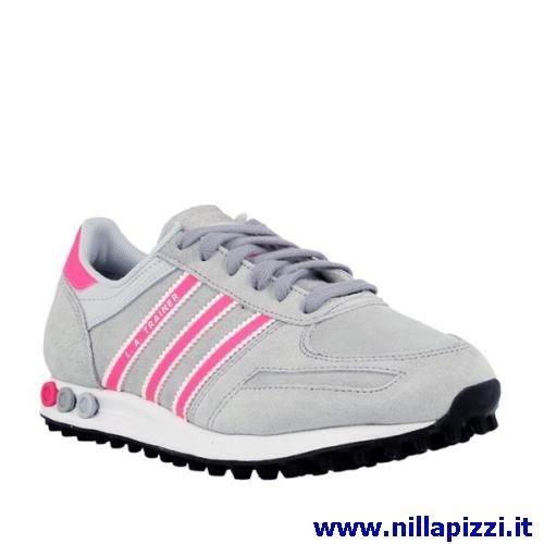 adidas trainer grigio