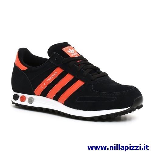 adidas trainer nere e grigie