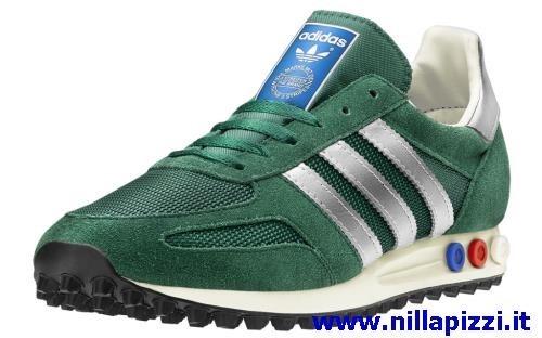 adidas trainer verdi prezzo