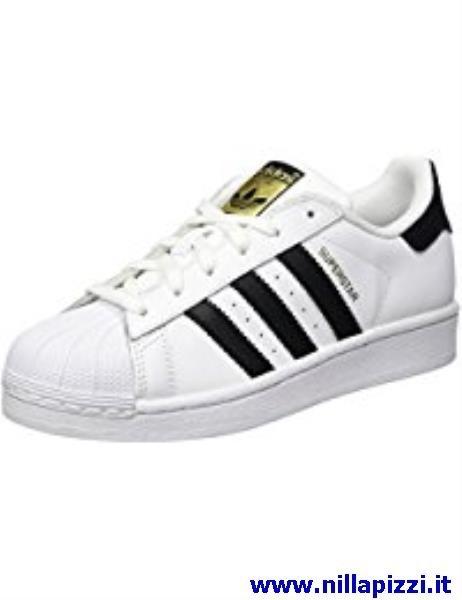 scarpe adidas alte bianche
