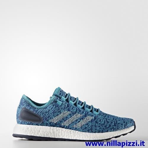 Flex 2017 RN, Chaussures de Running Homme, Bleu (Blue Force/White/Green Abyss/b 405), 40 EUNike