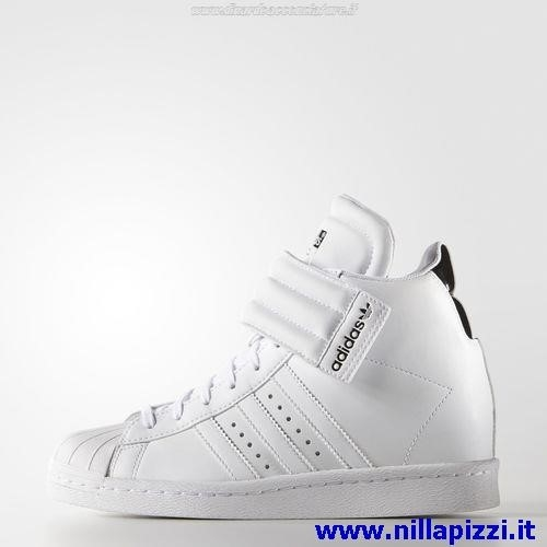 scarpe zeppa interna donna adidas