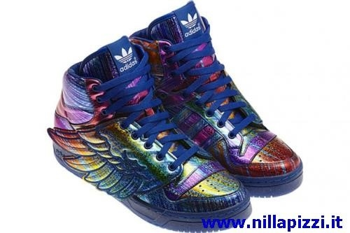 Adidas Glitter Shoes
