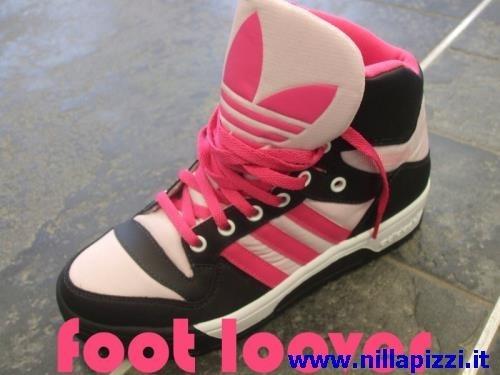 scarpe adidas femminili alte