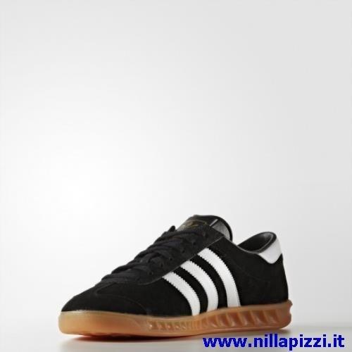 Adidas Hamburg Nere