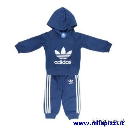 abbigliamento adidas bambino