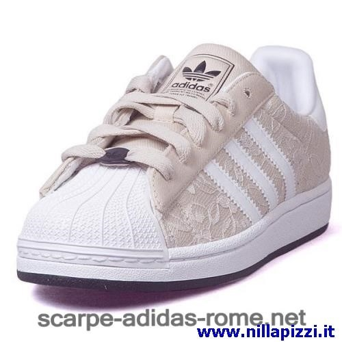 adidas nuove bianche