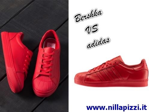 scarpe uomo adidas rosse