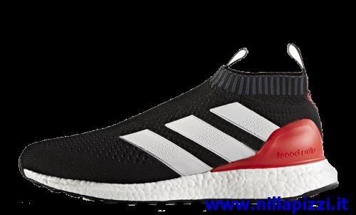 scarpe scherma adidas rosse
