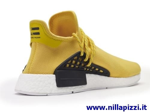 Adidas Pharrell Williams Gialle