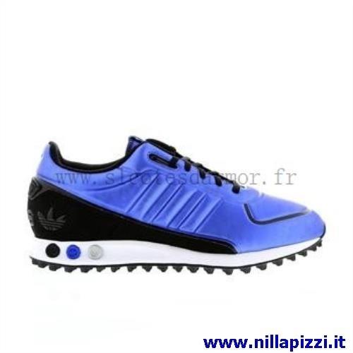 adidas la trainer blu