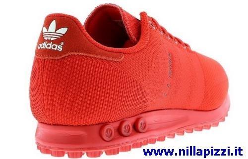 adidas trainer 2 rosse