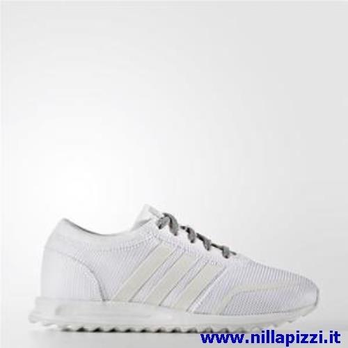 scarpe adidas la trainer bianche