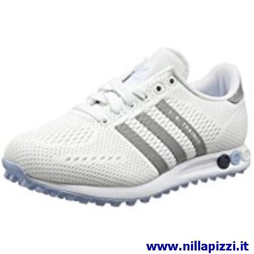new product 1a74c 837f6 adidas trainer bianche