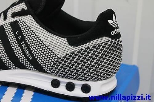 adidas trainer weave nere