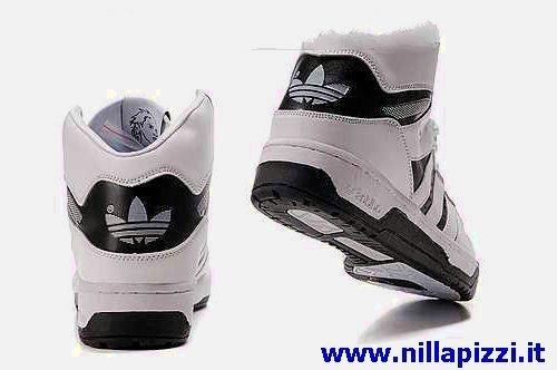 scarpe adidas uomo alte