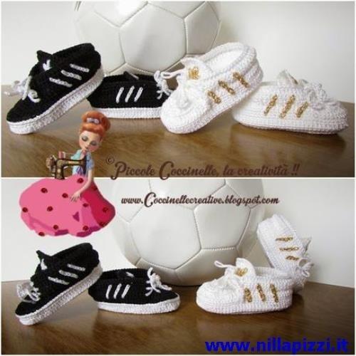 Adidas Uncinetto Tutorial Nillapizziit