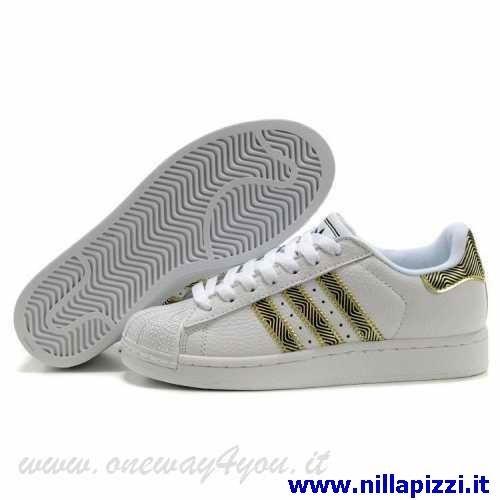 sports shoes a8b56 68eef Adidas Nere E Arancioni · Scarpe Adidas Uomo Bianche