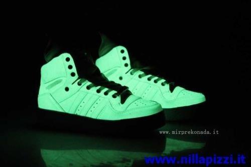 innovative design 9cca0 96791 Adidas Scarpe Alte Bambino