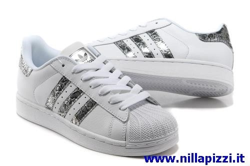Scarpe Adidas Bianche E it Nillapizzi Oro Haaqrwdnv