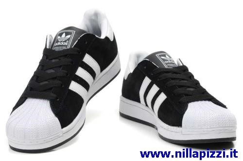 adidas sneakers bianche e nere