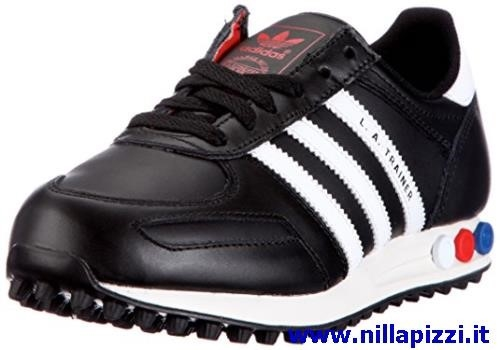 Scarpe Adidas Trainer Blu Pelle nillapizzi.it 564b359bf08