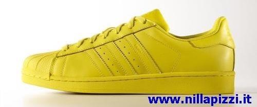 scarpe gialle adidas