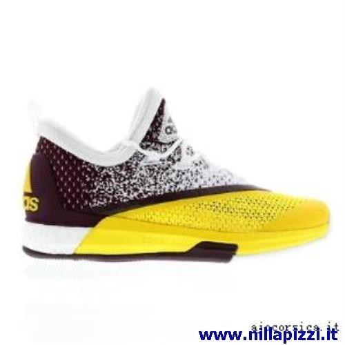 Scarpe Adidas Basket Gialle