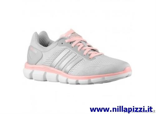 adidas grigie rosa