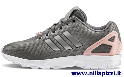 adidas grigie e rosa