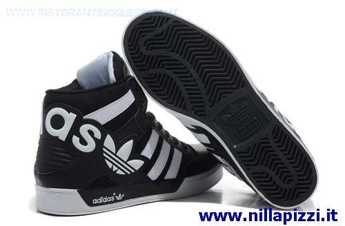 scarpe adidas alte