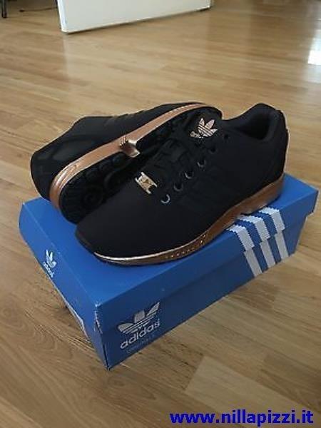 adidas donna nere e oro scarpe