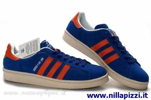 Scarpe Adidas Nere E Arancioni