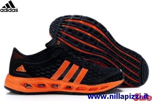 sneakers for cheap 20172 60669 Scarpe Adidas Nere E Arancioni