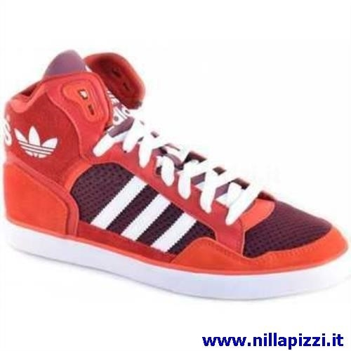 Scarpe Adidas Rosse Uomo nillapizzi.it