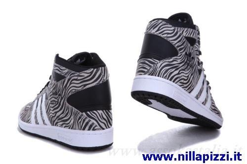 scarpe ragazzo adidas alte