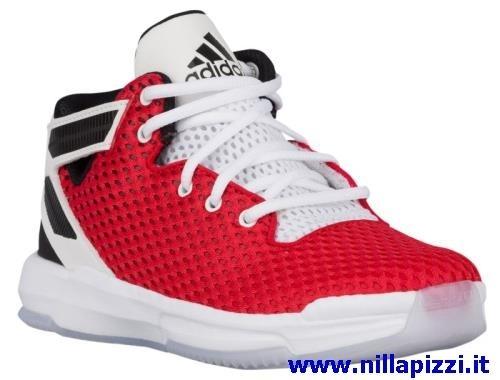scarpe basket ragazzo adidas
