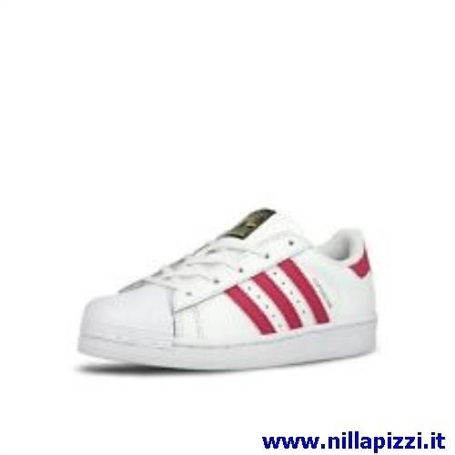 scarpe adidas rosa e bianche