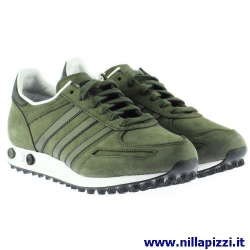 adidas trainer verdi